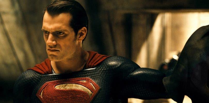 Primera imagen del desaparecido Superman en Justice League