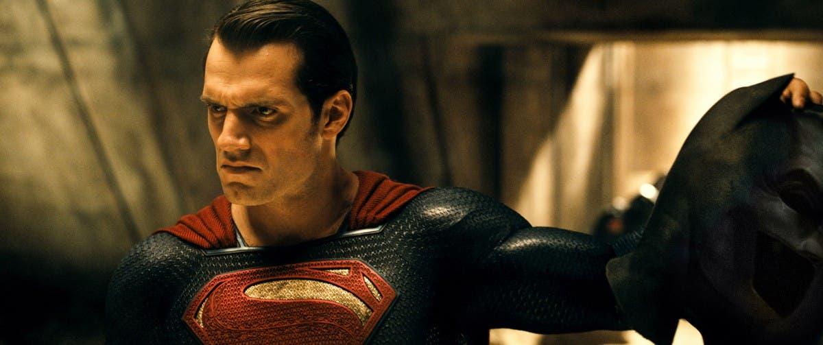 Imagen de Primera imagen del desaparecido Superman en Justice League