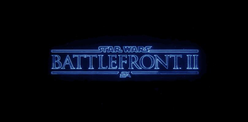 EA confirma el tráiler de Star Wars Battlefront II