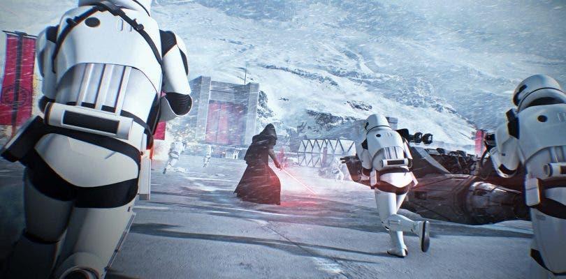 DICE habla acerca de Star Wars Battlefront II en Scorpio y Switch