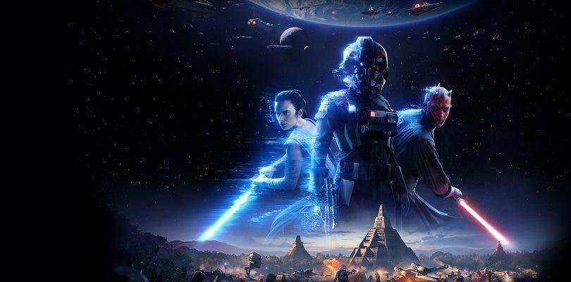 Siente la fuerza con el nuevo tráiler de Star Wars Battlefront II