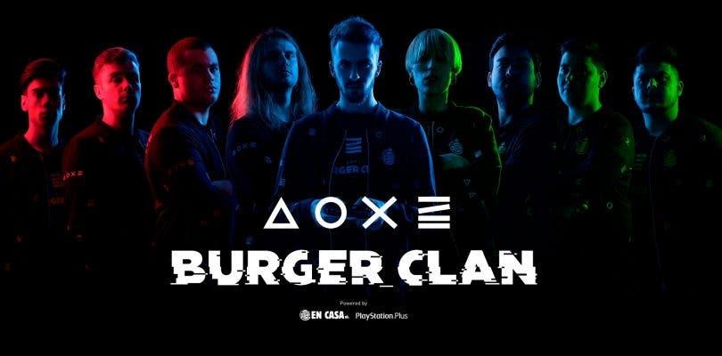 Burger Clan es el nuevo proyecto de PlayStation y Burger King