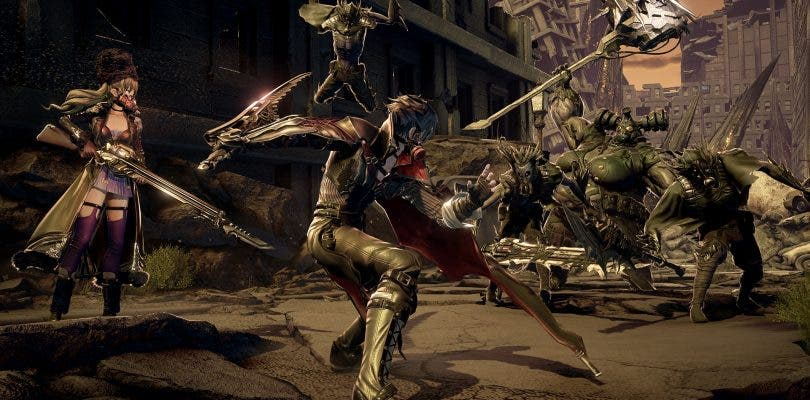 Los combates de Code Vein protagonizan su primer gameplay explícito