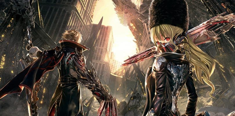 Code Vein, de los creadores de God Eater, llegará mínimo a Xbox One