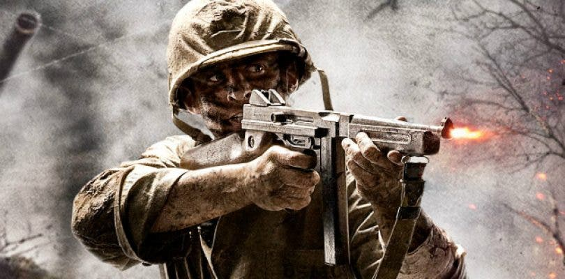 Una tienda publica nuevos carteles de Call of Duty: WWII