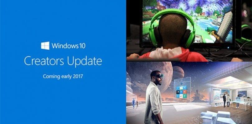 Ya está disponible oficialmente Windows 10 Creators Update