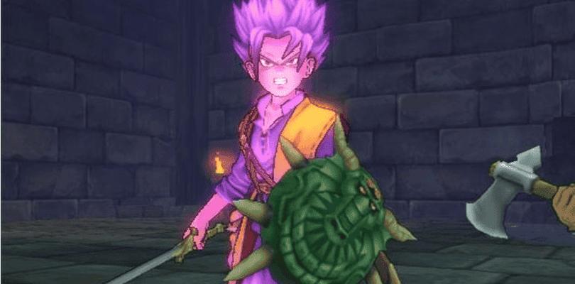 Dragon Quest tomó elementos de Dragon Ball Z como influencia