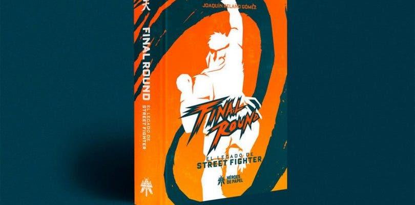Final Round: El legado de Street Fighter ya se puede reservar