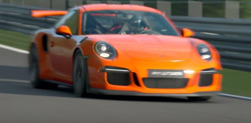 Gran Turismo Sport revela sus Porsche en un tráiler de presentación