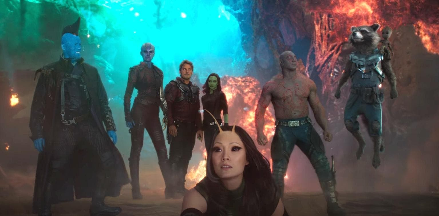 Imagen de Crítica Guardianes de la Galaxia Vol. 2