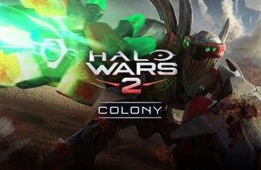 """El DLC """"Colony"""" llegará a Halo Wars 2 este mes de abril"""