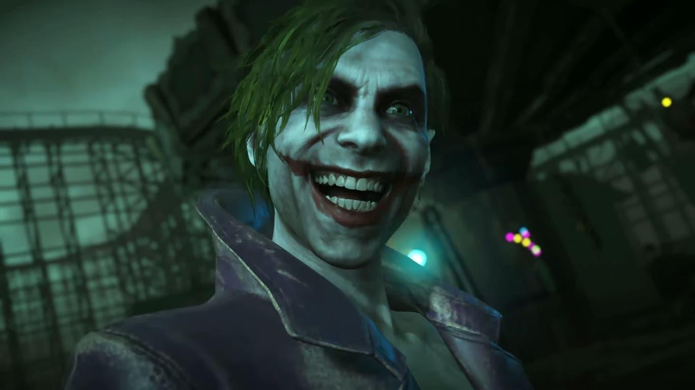 Joker Injustice 2