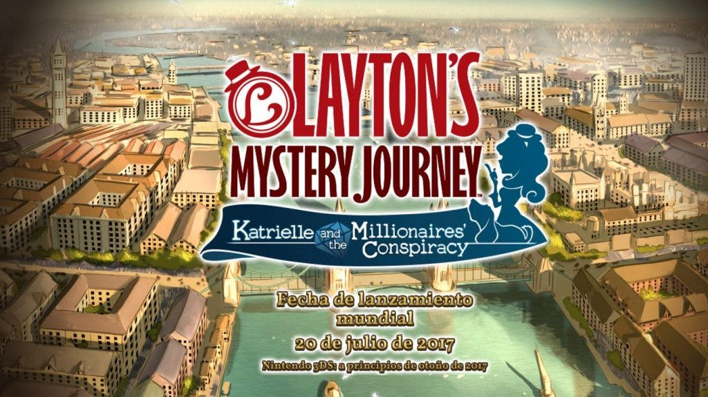 Layton's Mistery Journey