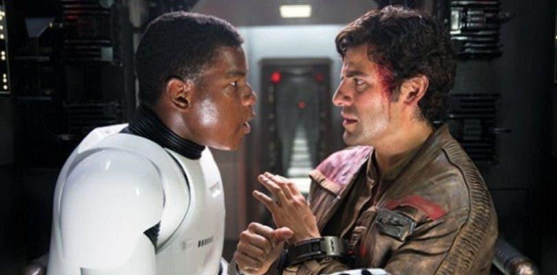 ¿Habrá romance entre Finn y Poe en Star Wars: Los Últimos Jedi?