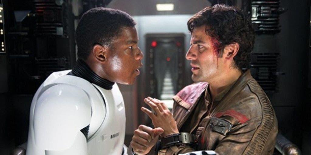 Imagen de ¿Habrá romance entre Finn y Poe en Star Wars: Los Últimos Jedi?