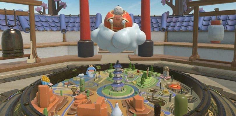 Ya disponible Loco Dojo, un party game para realidad virtual