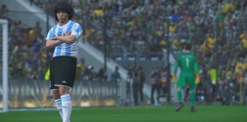 Konami y Maradona arreglan finalmente sus disputas legales por PES
