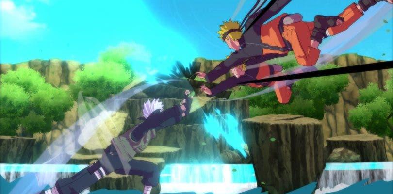 Naruto Shippuden: Ultimate Ninja Storm Legacy llegará a Occidente