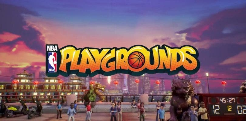 Nintendo Switch recibirá NBA Playgrounds en mayo