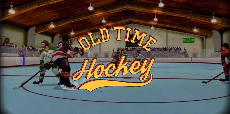 Nintendo Switch recibirá Old Time Hockey en otoño