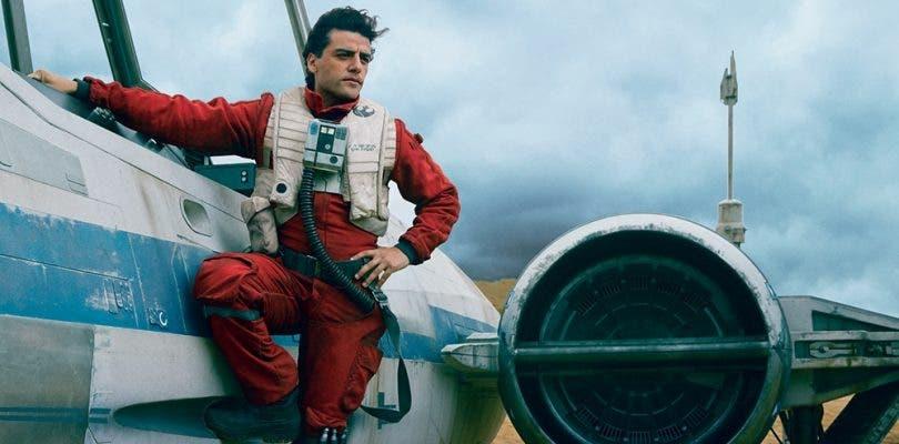 Nuevos detalles sobre Poe Dameron en Star Wars: Los Últimos Jedi