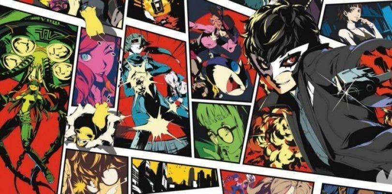 El libro de arte de Persona 5 confirma su llegada a Occidente