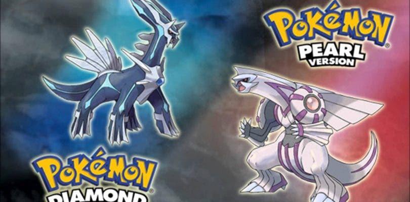 Pokémon Diamante/Perla
