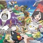 Pokémon Sol y Luna abre las puertas a su sexto minijuego global