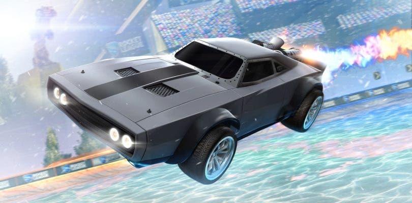 The Fate of the Furious llega a Rocket League con un nuevo DLC
