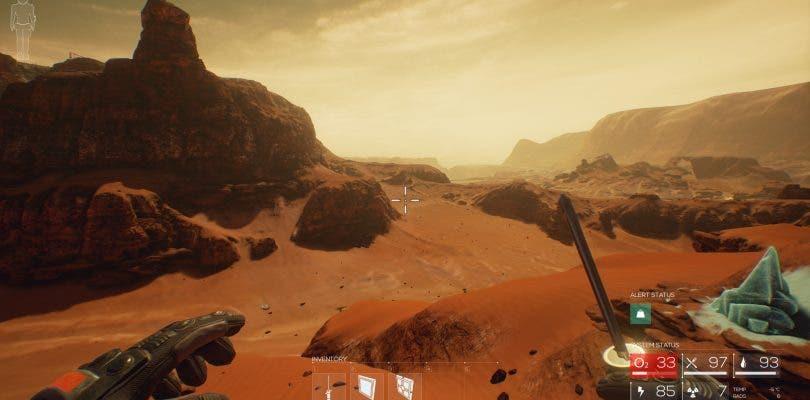 Rokh, el juego de supervivencia en Marte, tendrá acceso anticipado