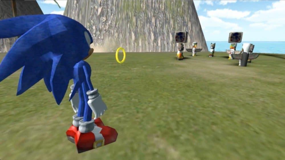Sonic Realidad Virtual
