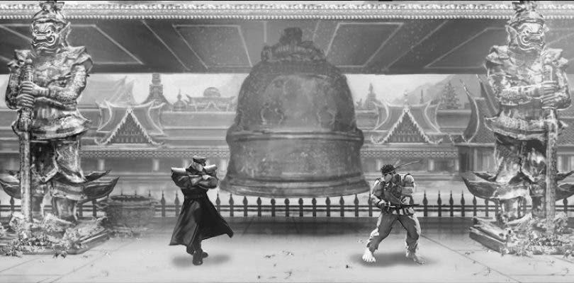 Se anuncian nuevos trajes y escenario para Street Fighter V