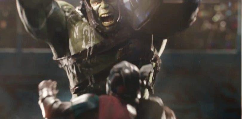Thor: Ragnarok estrena un nuevo y colorido póster