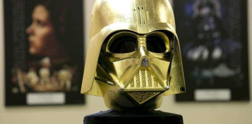 A la venta un casco de Darth Vader por más de un millón de euros