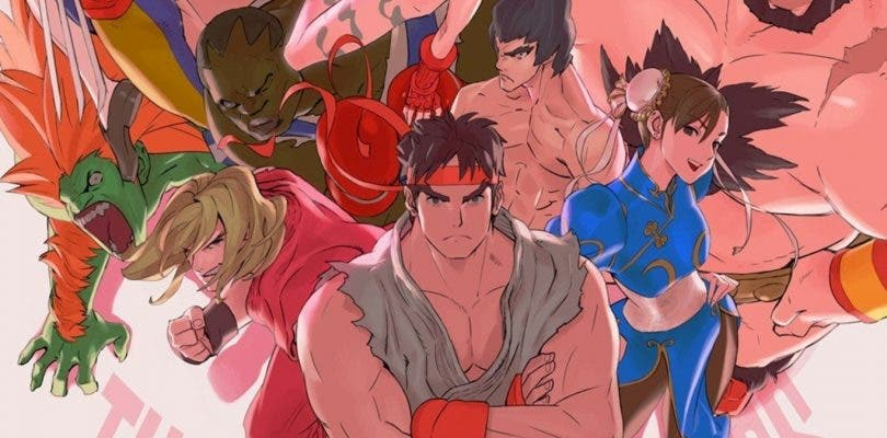 Te contamos todo sobre Ultra Street Fighter II para Nintendo Switch