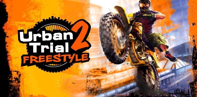 Urban Trial Freestyle 2 recibe la actualización 1.1.0