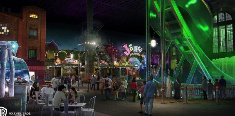 Gotham City y Metrópolis tendrán su propio parque de atracciones