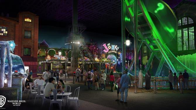 Imagen de Gotham City y Metrópolis tendrán su propio parque de atracciones