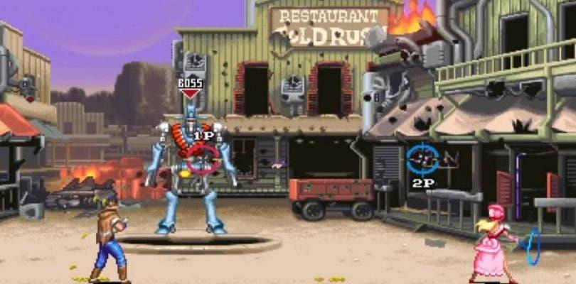 Wild Guns Reloaded dará el salto a PC a lo largo de este año