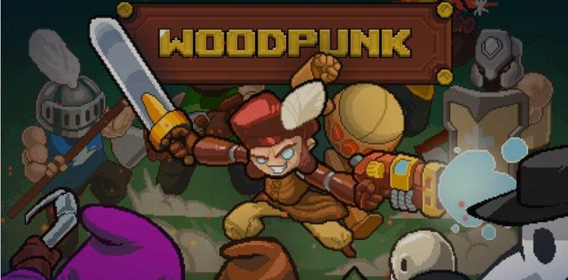 Woodpunk se lanza a buscar apoyos en Steam Greenlight