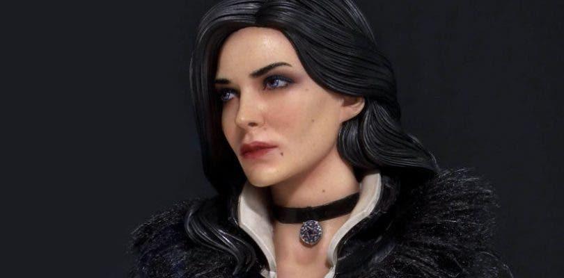 Anuncian una figura de Yennefer, de The Witcher 3, por 699 dólares