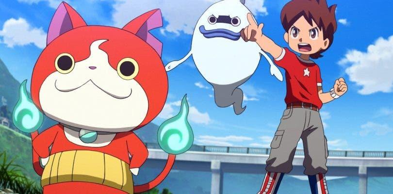 Primer teaser para el esperado estreno de la saga Yo-kai Watch en Nintendo Switch