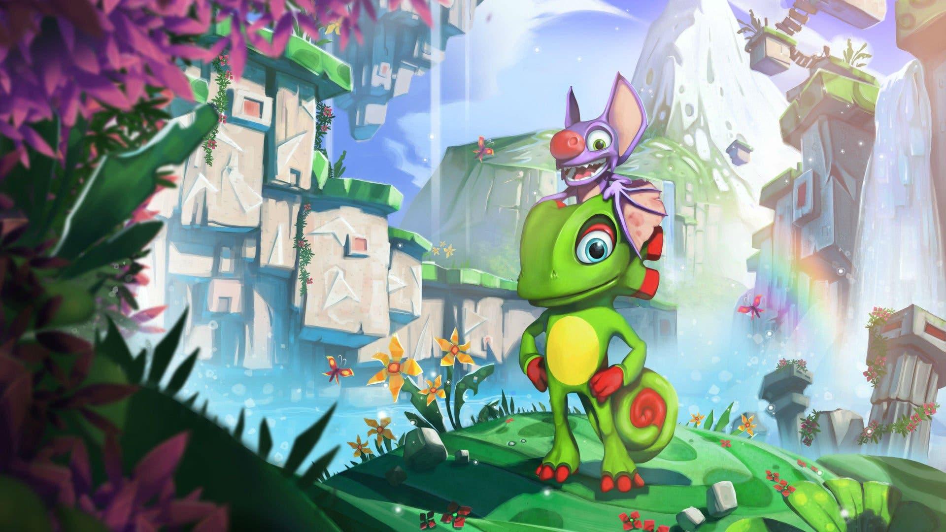 Imagen de Análisis Yooka-Laylee para Nintendo Switch