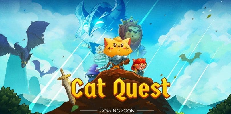 Cat Quest llegará a PC a principios de agosto