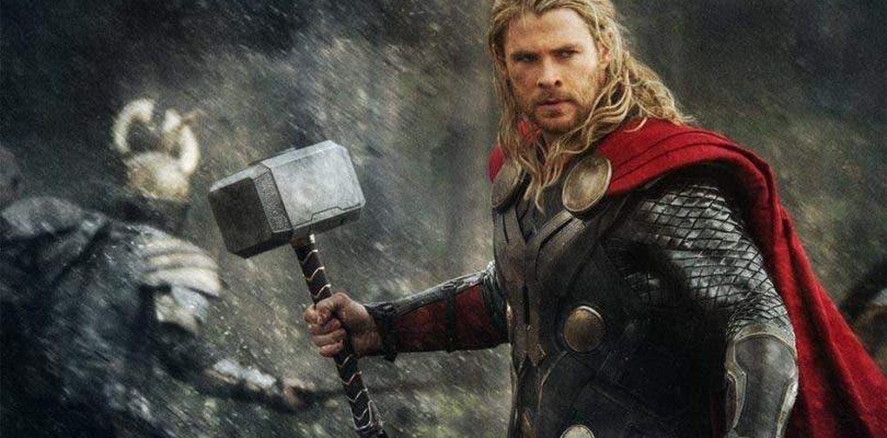 Mjolnir volvería a las manos de Thor en Avengers: Infinity War