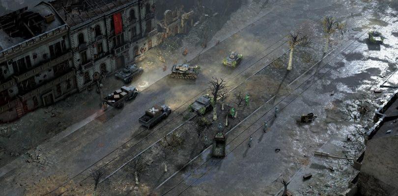 Presentado un nuevo gameplay de Sudden Strike 4 en PlayStation 4