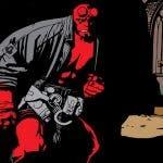 Desvelada la primera imagen conceptual del reboot de Hellboy