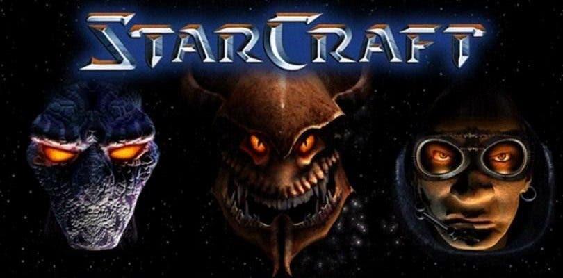 Un jugador recibe por error la copia maestra del Starcraft original