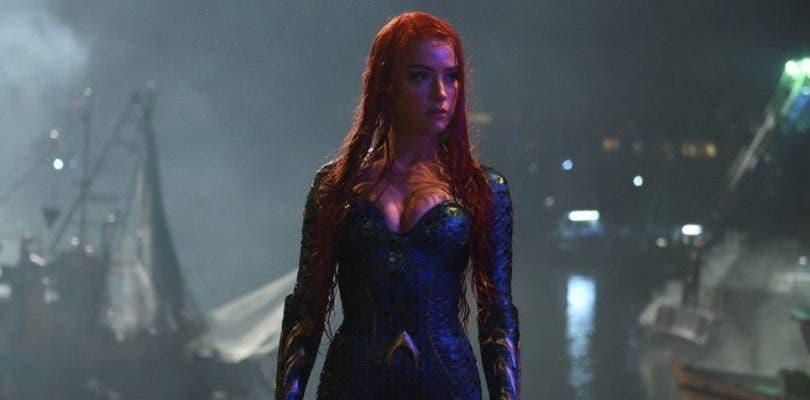 Arthur y Mera se encuentran en la nueva imagen de Aquaman