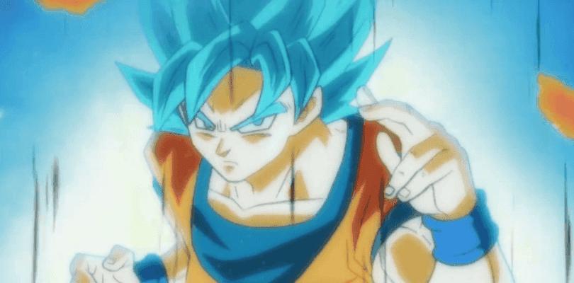 Goku comienza su entrenamiento en Dragon Ball Super